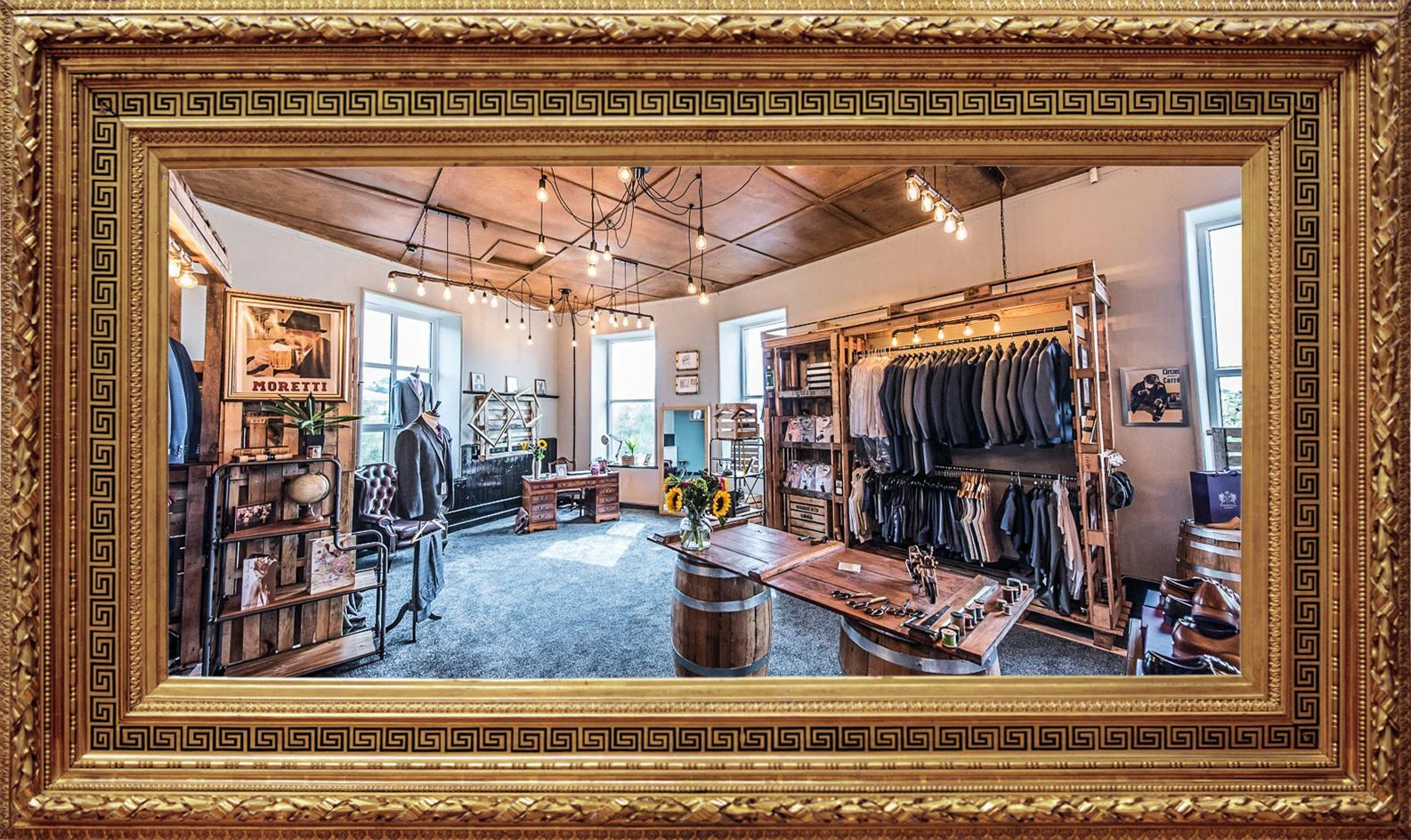The Bridgewater Menswear Clothing